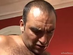 Anal,Latinos,Mature,Twinks,hairy,muscled,kitchen,old & young,gay daddy And lad 07