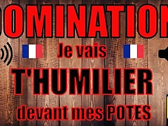 asmr-francais;asmr;asmr-french;joi-francais;joi-fr;insulte-french;insulte;humilation;lope;homme-soumis;master;mollard;crachat;histoire-francais;pied;soumission-french,Daddy;Twink;Fetish;Solo Male;Big Dick;Gay;Public;Amateur;Rough Sex;POV DOMINATION VOCALE...