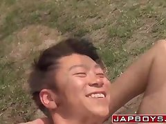 Cumshot,Asian,Threesome,Blowjob,twink,hardcore,japanese,japboys,gay Young gay fills...