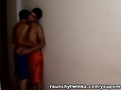 raunchytwinks,twink,gay,teen,latino,latin boys,outdoors,outside,public,pool,kissing,making out,Teen Teen Boys...