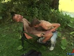 Outdoors,Twinks,Blowjob,twink,gay Big dick twinks...