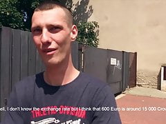 Twink (Gay);Blowjob (Gay);Hunk (Gay);Muscle (Gay);HD Videos;Anal (Gay) CZECH HUNTER 452