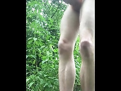 masturbation;solo;nature;outdoor;public;cumshot,Euro;Twink;Solo Male;Gay;Public;Amateur;Uncut Masturbating in...