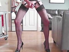 Twink (Gay);Amateur (Gay);Big Cock (Gay);Crossdresser (Gay);Masturbation (Gay);Small Cock (Gay);Skinny (Gay);HD Videos Heels and pretty...