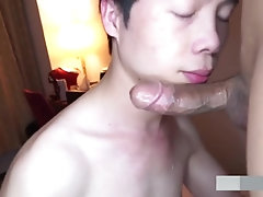 Anal,Cumshot,Asian,Blowjob,couple,Japanese twinks,gay Japanese Twinks...