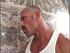 Twink (Gay);Bear (Gay);Blowjob (Gay);Old+Young (Gay);Couple (Gay) Sexy lad takes...