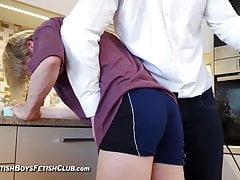 Twink (Gay);BDSM (Gay);Spanking (Gay);British Boys Fetish Club (Gay);Gay Spanking (Gay);HD Videos Kiran forgot the...