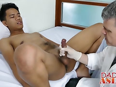 Anal,Big Cock,Asian,Interracial,Blowjob,doggy style,hardcore,daddy,daddysasian,gay Freaky Asian...