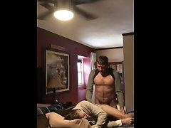 anonymous;spy-cam;straight;grindr;creampie;cums-inside,Bareback;Daddy;Twink;Muscle;Big Dick;Gay;Hunks;Creampie;Jock Straight married...