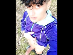 latin;outside-cumshot;outside-cum;amateur-outdoor-cum;outdoor-cumshot;pulsating-cock;cum-without-hands;ruined-cum;ruined-cumshot;solo-cum;public-cum;public-cumshot;shiny-tracksuit;big-thick-cock;public-moaning;fat-dick,Twink;Latino;Solo Male;Big Dick;Gay;Public;Amateur;Uncut;Cumshot Cumshot without...