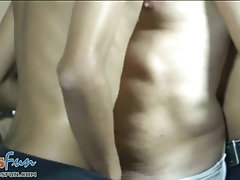 Gangbang,Hunks,Latinos,Threesome,Twinks,Blowjob,gay Two oldies invite...