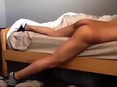Amateur,Masturbation,Homemade,twink,man,gay cum,gay humping,gay down,gay Bed humping cum...