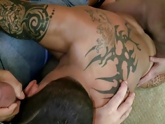 Amateur (Gay);Bareback (Gay);Latin (Gay);Old+Young (Gay);Twinks (Gay);Halfway House XXX Pounded Down Raw...