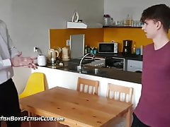 Twink (Gay);BDSM (Gay);Old+Young (Gay);Spanking (Gay);HD Videos No luck for Dominic
