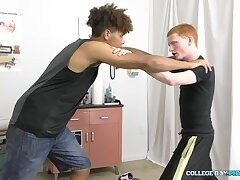 Anal,Ebony,Interracial,Twinks,redhair,gay Wade Hicks N Jasper