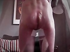 Twinks (Gay);Amateur (Gay);Masturbation (Gay) Slippery Shiny...