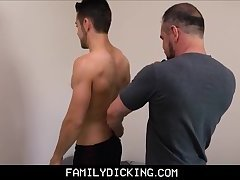Anal,Big Cock,Bears,Threesome,Twinks,Blowjob,Bareback,daddy,stepdad,step dad,stepson,father and son,step son,gay Jock Stepson and...