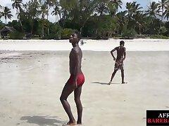 Anal,Cumshot,Ebony,Handjob,Twinks,Bareback,jocks,gay,HD Nubian twunk...