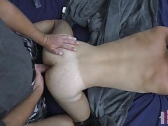 Twink (Gay);Bareback (Gay);Daddy (Gay);Old+Young (Gay);HD Videos;Anal (Gay) Hot Young Twink...