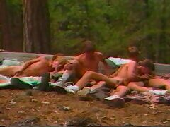 Anal,Cumshot,First Time,Outdoors,Threesome,Twinks,Blowjob,Bareback,gay Vintage campers