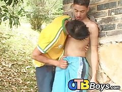 Twink (Gay);Amateur (Gay);Bareback (Gay);Big Cock (Gay);Blowjob (Gay);Latino (Gay);Outdoor (Gay);Skinny (Gay) Latino twink raw...