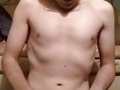 Twink (Gay);Amateur (Gay);Crossdresser (Gay);Handjob (Gay);Masturbation (Gay);Small Cock (Gay);HD Videos;Skinny (Gay) Twink ruins...