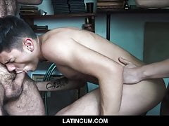 Twink (Gay);Amateur (Gay);Bareback (Gay);Big Cock (Gay);Blowjob (Gay);Daddy (Gay);Latino (Gay);HD Videos;Anal (Gay) Latino Dad...