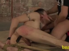 blowjob, gay, fetish, bdsm, hardcore,Blowjob Hot BDSM...