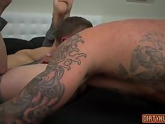 Anal,Tattoo,twink,muscle,gay Muscle twink anal...
