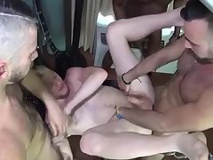 Cumshot,Twinks,Bareback,gay Bareback Pool...