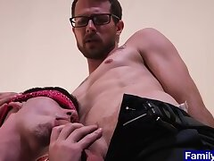 Anal,Big Cock,Mature,Twinks,Blowjob,Bareback,daddy, old vs young,gay,HD Horny stepdad...