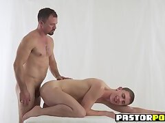 Anal,Big Cock,Mature,Rimming,Twinks,Blowjob,Bareback,muscle, old vs young,gay,HD Missionary boy...