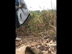 field-ejaculation;masturbation,Asian;Twink;Solo Male;Gay;Public;Handjob;Uncut;Cumshot;Verified Amateurs Ejaculated in the...