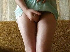 Twink (Gay);Amateur (Gay);Masturbation (Gay);Striptease (Gay) sperma