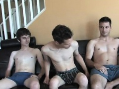Amateur (Gay),Blowjob (Gay),Gays (Gay),Group Sex (Gay),Handjob (Gay),Masturbation (Gay),Twinks (Gay) Men masturbating...
