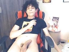 cum;cum-mouth;big-cock;feet;aficionado;ejaculation;latin;colombia;porno-hd,Twink;Latino;Fetish;Solo Male;Gay;Handjob;Cumshot Pensando en la Yule