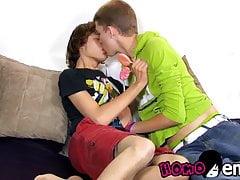 Twink (Gay);Big Cock (Gay);Blowjob (Gay);Cum Tribute (Gay);Masturbation (Gay);HD Videos;Anal (Gay) Curly twink...