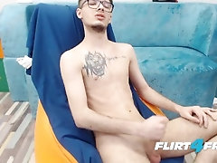 flirt4freeguys;big;cock;european;big;uncut;cock;glasses;skinny;tattoo;college;masturbation;jerking;off;amateur;hunk;cumshot;big;load;foot;fetish;webcam,Euro;Twink;Solo Male;Big Dick;Gay;Amateur;Handjob;Webcam;Cumshot Eddie Slim on...
