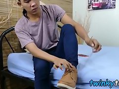 Cumshot,Masturbation,Solo,Asian,Feet,Fetish,twink,licking,foot fetish,Toe Sucking, trimmed, toes,toe licking,twinkytoes,gay Little Oriental...