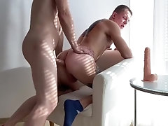 big-cock;anal;good-morning;cum;cumshot;bareback;blowjob,Bareback;Twink;Blowjob;Big Dick;Gay;Handjob;Cumshot;Tattooed Men Рано...