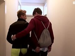 Amateur,gay Two cute twinks...