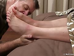Gay Porn (Gay);Twink (Gay);Amateur (Gay);My Friends Feet (Gay);HD Videos Marco has his...