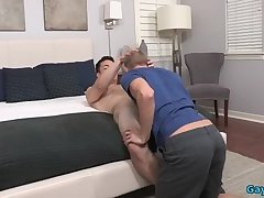 Twinks,Blowjob,gay,muscle Muscle gay anal...