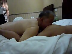Anal,Amateur,Asian,Mature,gay Chinese daddy...