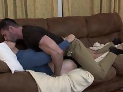 Anal,Hunks,Twinks,ass,muscled,old & young,gay,Billy Santoro Craving A twink -...