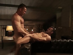 Anal,Big Cock,Domination,Object Insertion,Twinks,Bareback,daddy, old vs young,gay Daddy Good -...